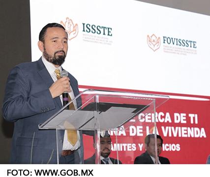inauguracion-caravana-de-la-vivienda-fovissste-vocal-ejecutivo-de-fondo-agustin-gustavo-rodriguez-lopez